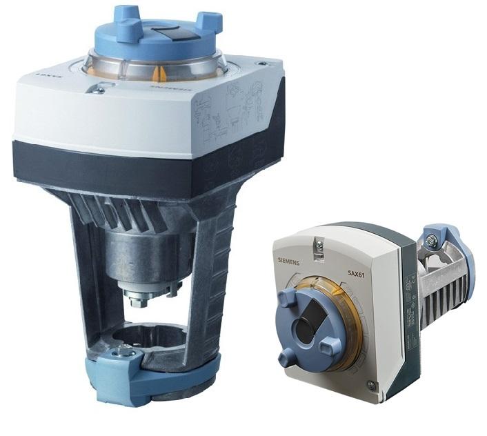 Siemens actuator replaces sqx62 actuator for Siemens electric motors catalog