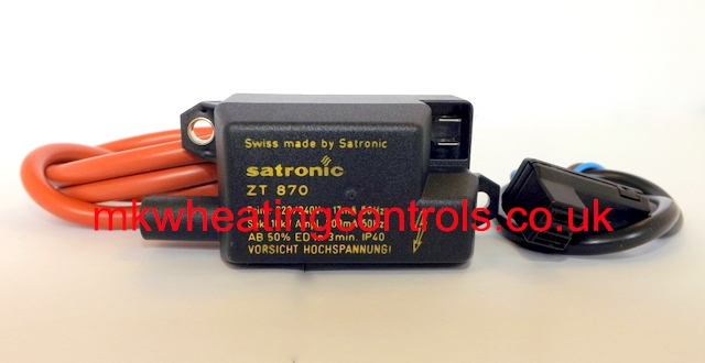 Satronic ZT870 Ignition Transformer 240V
