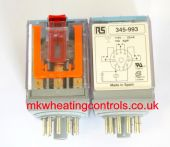 RELECO MR-C 11 PIN 110V RELAY